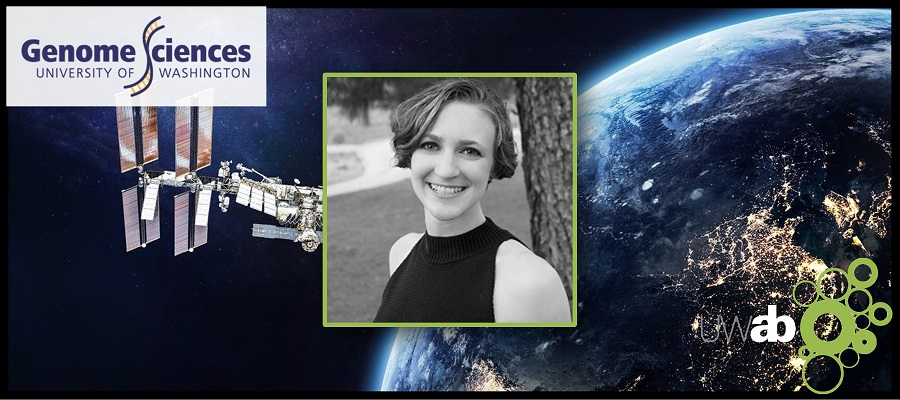 Eliah Overbey Earns Graduate Certificate in Astrobiology