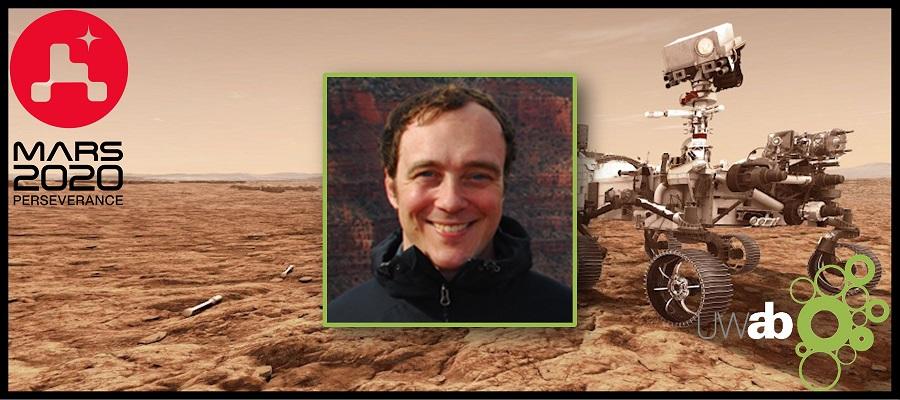 Public Presentation at LPSC by Ken Williford on Mars 2020 Mission