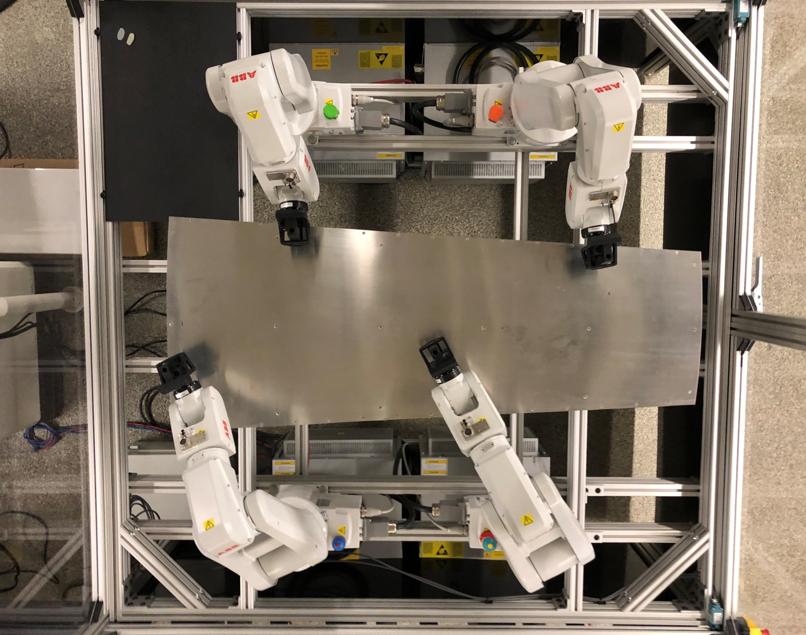 Multi Robot System