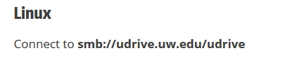 howto-access-udrive-linux
