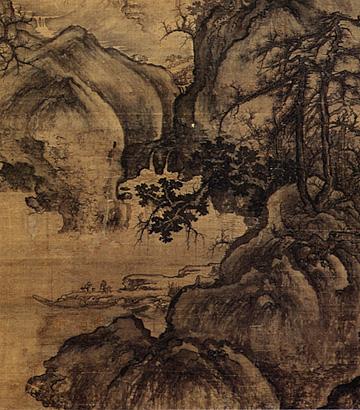 Guo Xi: Metsien ja virtojen ylevä viesti