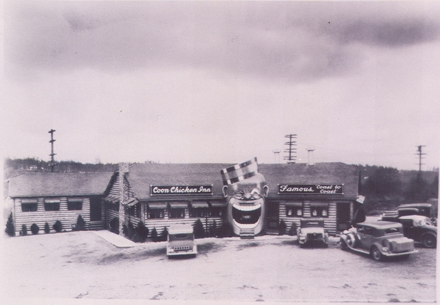 Saltlake Original Coon Chicken Hotel