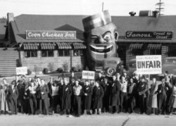 The Coon Chicken Inn North Seattle S Beacon Of Bigotry