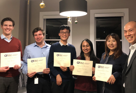 Second Year Students Win End-of-Year Awards