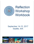 thumbnail of cover for reflection workshop workbook