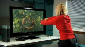 Screenshot. Microsoft E3 2009 presentation, Lionhead Projet Natal video