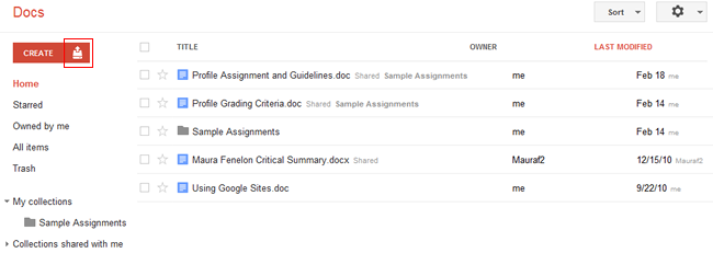 how to open a word document into google docs
