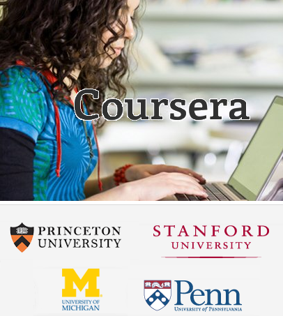 coursera Anyone can take free coursera courses online learn how to find and take these courses to expand your education and knowledge.