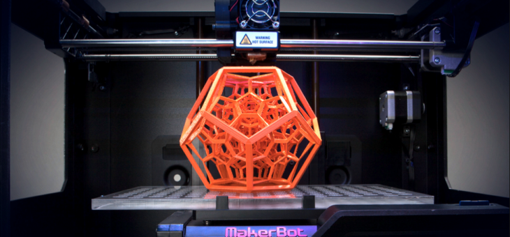 MIT Makes Strides Towards Organic 3D Printing
