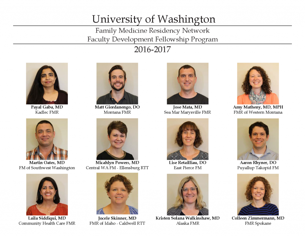 2016-2017 Fellows Photo Roster