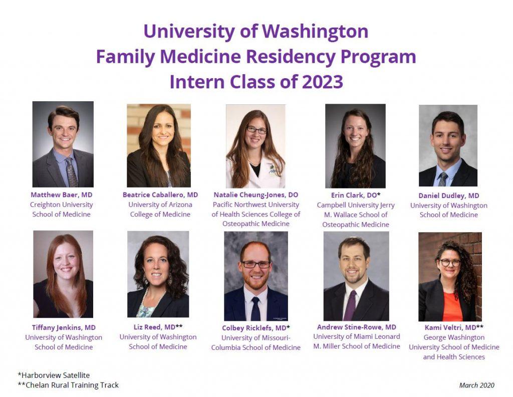 Headshots of all class on 2023 interns.