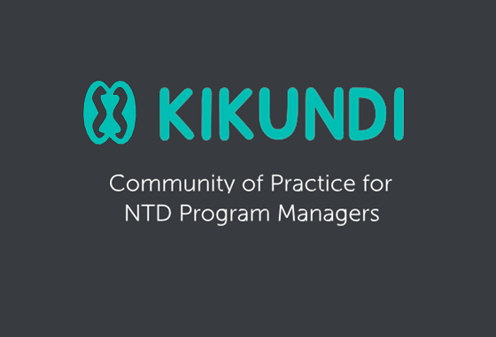 New Community of Practice supports Neglected Tropical Diseases Program Managers in Africa