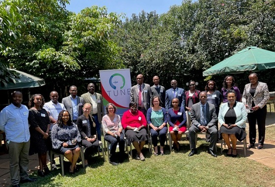 Joint Nairobi- and Seattle-Based Project Aims to Develop Universal Newborn and Early Childhood Hearing Screening in Kenya
