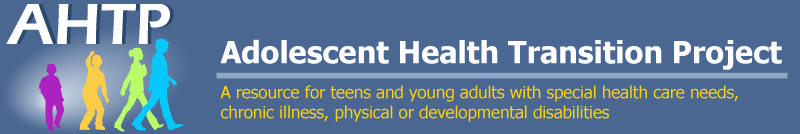 AHTP: Adolescent Health Transition