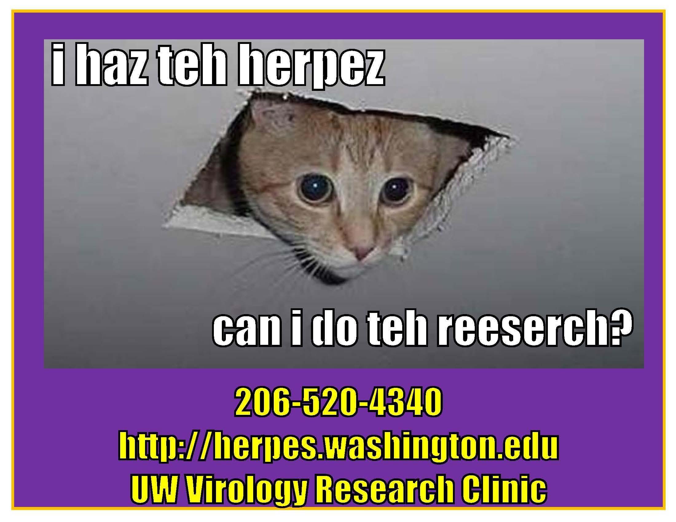 Studies - The University of Washington Virology Research Clinic