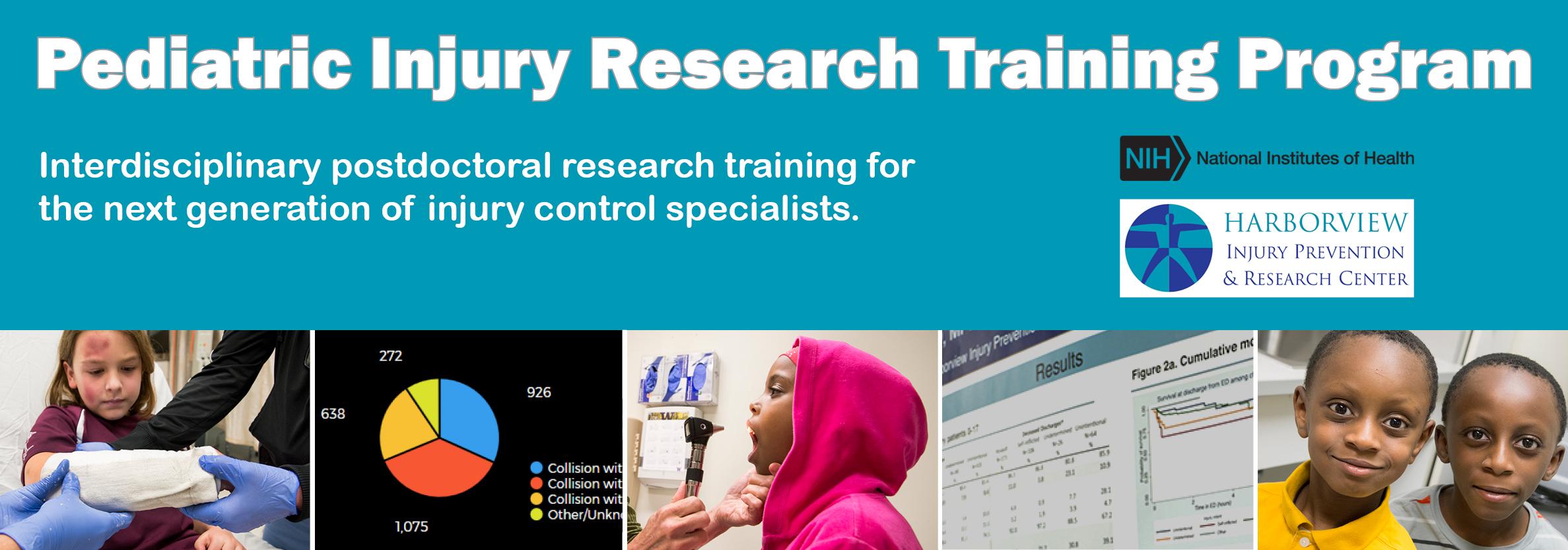 Pediatric Injury Research Training Program (T-32)