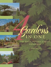 4 gardens in one cover