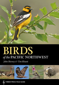 Birds of the Pacific Northwest book cover