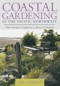 Coastal gardening in the Pacific Northwest cover