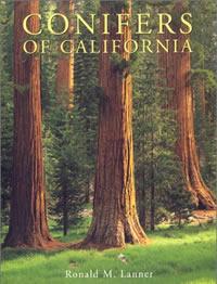 Conifers of California cover