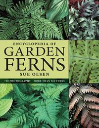 Encyclopedia of garden Ferns cover