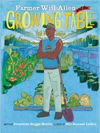Farmer Will Allen book cover