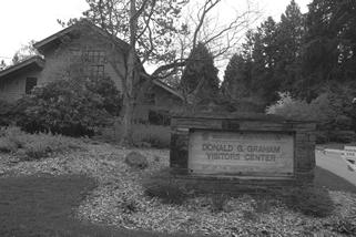 Graham Visitor Center