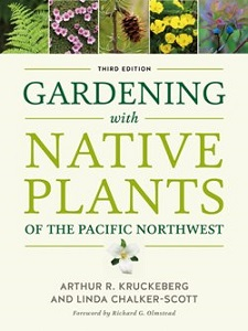 Gardening with Native Plants of the Pacific Northwest book cover