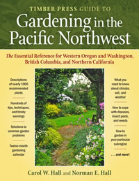 Gardening in the Pacific Northwest cover