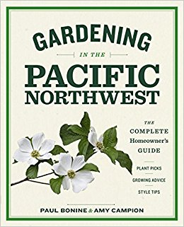 Gardening in the Pacific Northwest book cover