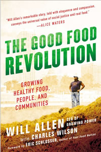 Good food revolution book cover