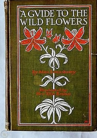 Guide to the wildflowers book cover