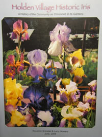 HoldenVillage historic iris cover