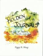 Holden journals book cover
