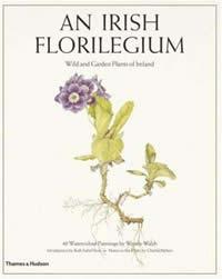 An Irish florilegium book cover