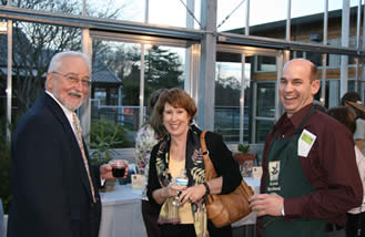 photo of Jack Henry, Val Easton and Richie Stephens 2007