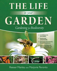 The life in your garden book cover