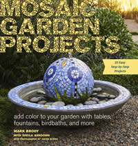 Mosaic garden projects cover