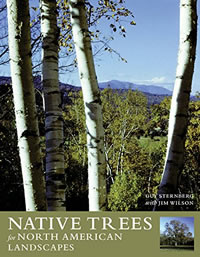 Native tree for North American landscapes cover