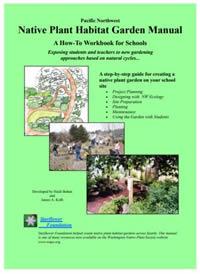 Pacific Northwest Native plant habitat garden manual cover