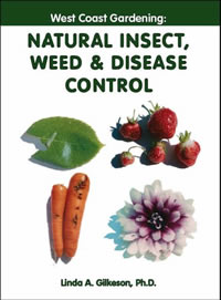 Natural Insect, weed and disease control cover