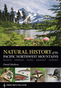 Natural history of pacific northwest mountains cover