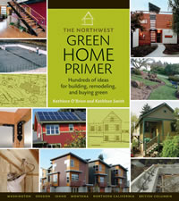 Northwest green home primer cover