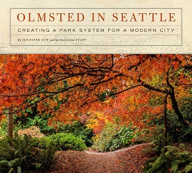 [Olmsted in Seattle] cover