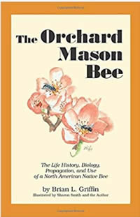 Orchard mason bee cover