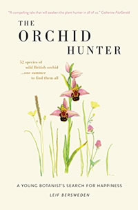The orchid hunter book cover