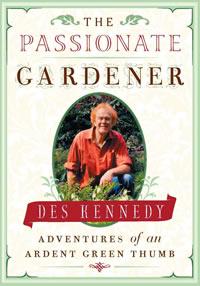 Passionate gardener cover