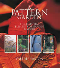 A pattern garden cover