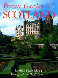 Private gardens of Scotland cover