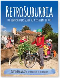 RetroSuburbia cover